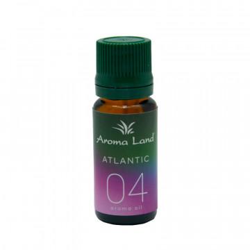 Ulei aromaterapie parfumat Atlantic, Aroma Land, 10 ml
