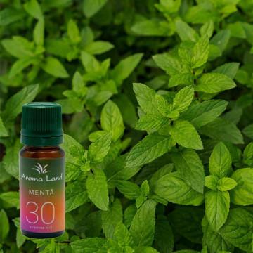 Ulei aromaterapie parfumat Menta, Aroma Land, 10 ml