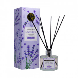 Reed diffuser Lavender, S&S India, 120 ml