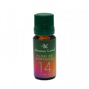 Ulei aromaterapie Flori de portocal, Aroma Land, 10 ml