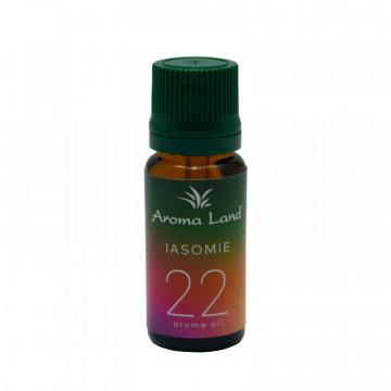 Ulei aromaterapie parfumat Iasomie, Aroma Land, 10 ml