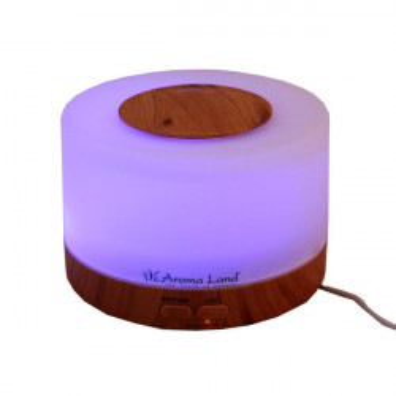 Difuzor Aromaterapie Oslo cu telecomanda, Aroma Land, 12W