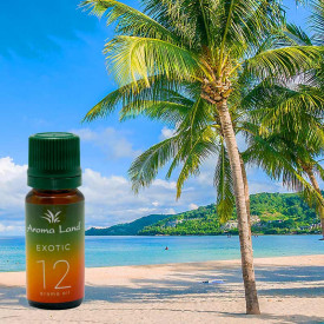 Ulei parfumat Exotic, Aroma Land, 10 ml