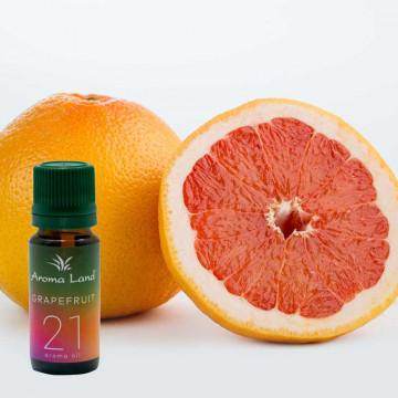 Ulei parfumat Grapefruit, Aroma Land, 10 ml