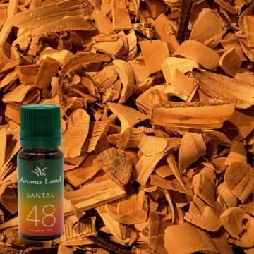 Ulei parfumat Santal, Aroma Land, 10 ml