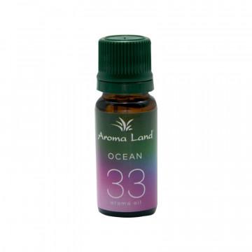Pachet 20 uleiuri aromaterapie Ocean, Aroma Land, 10 ml