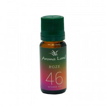 Ulei aromaterapie parfumat Roze, Aroma Land, 10 ml