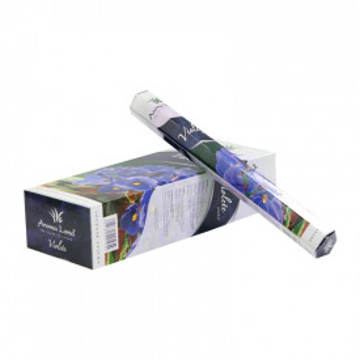 Betisoare parfumate Violete, Aroma Land, 20 buc