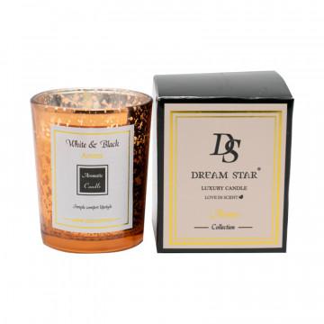 Lumanare decorativa cu parfum de lavanda, 18 ore