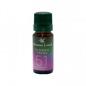 Pachet 10 uleiuri aromaterapie Teen Scents, Aroma Land, 10 ml
