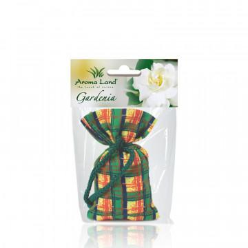 Saculet parfumat Gardenia, Aroma Land, 30g