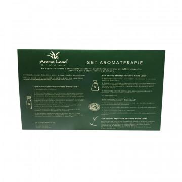 Set aromaterapie lavanda, Aroma Land