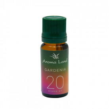 Ulei aromaterapie parfumat Gardenia, Aroma Land, 10 ml