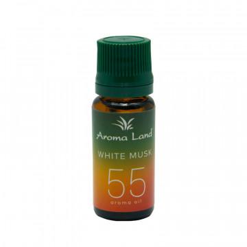 Ulei aromaterapie parfumat White Musk, Aroma Land, 10 ml