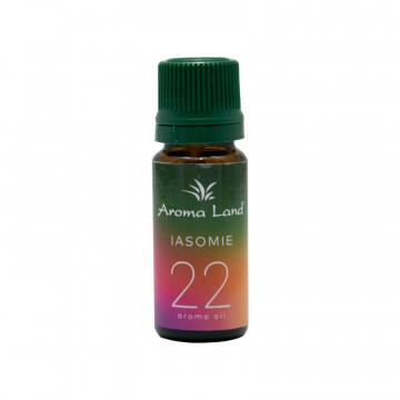 Pachet 20 uleiuri aromaterapie parfumate Iasomie, Aroma Land, 10 ml