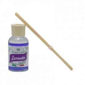 Reed diffuser Lavender, Aroma Land, 30 ml
