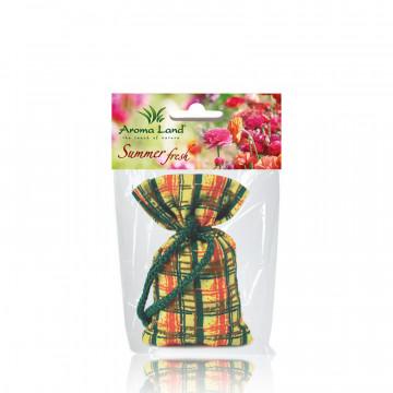 Saculet parfumat Summer Fresh, Aroma Land, 30g