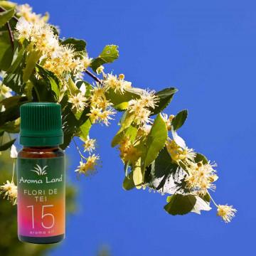 Ulei aromaterapie Flori de Tei, Aroma Land, 10 ml
