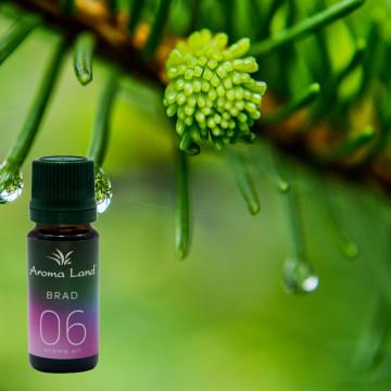 Ulei aromaterapie parfumat Brad, Aroma Land, 10 ml