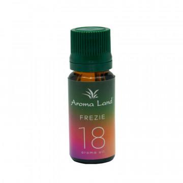 Ulei aromaterapie parfumat Frezie, Aroma Land, 10 ml