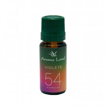 Ulei aromaterapie parfumat Violete, Aroma Land, 10 ml