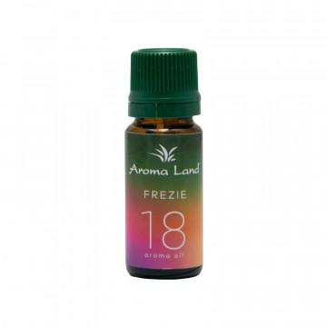 Pachet 10 uleiuri aromaterapie parfumate Frezie, Aroma Land, 10 ml