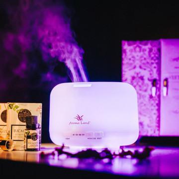 Pachet Aroma Difuzor Relax + 5 uleiuri aromaterapie