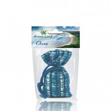 Saculet parfumat Ocean, Aroma Land, 30g