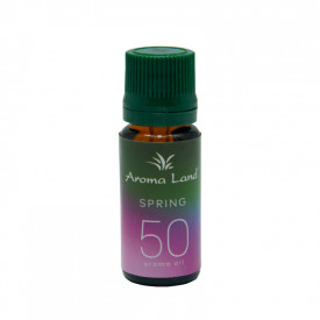 Ulei aromaterapie parfumat Spring, Aroma Land, 10 ml