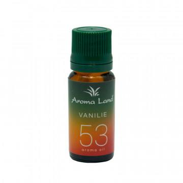 Ulei aromaterapie parfumat Vanilie, Aroma Land, 10 ml