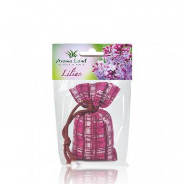 Saculet parfumat Liliac, Aroma Land, 30g