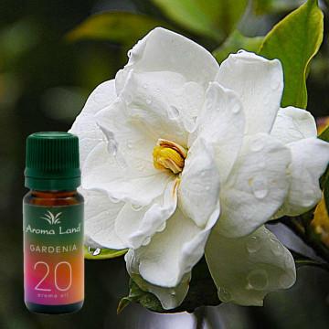 Ulei parfumat Gardenie, Aroma Land, 10 ml