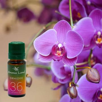 Ulei aromaterapie parfumat Orhidee, Aroma Land, 10 ml