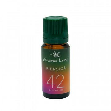 Ulei aromaterapie parfumat Piersica, Aroma Land, 10 ml