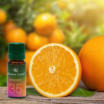 Ulei parfumat Portocale, Aroma Land, 10 ml