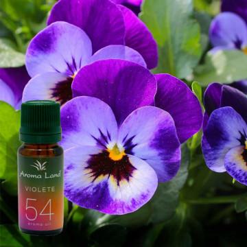 Ulei parfumat Violete, Aroma Land, 10 ml