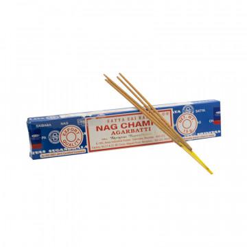 Betisoare parfumate Nag Champa | Aromaterapie si odorizare
