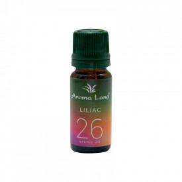 Pachet 10 uleiuri aromaterapie parfumate Liliac, Aroma Land, 10 ml