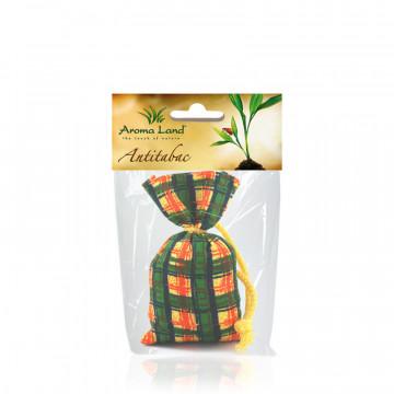 Saculet parfumat Antitabac, Aroma Land, 30g