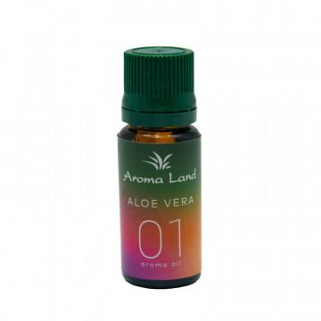 Ulei aromaterapie parfumat Aloe Vera, Aroma Land, 10 ml