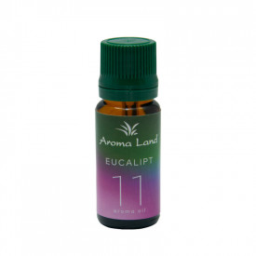 Ulei aromaterapie parfumat Eucalipt, Aroma Land, 10 ml
