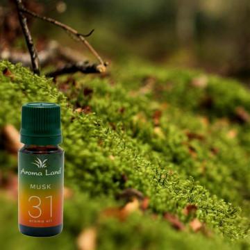 Pachet 10 uleiuri aromaterapie parfumate Musk, Aroma Land, 10 ml
