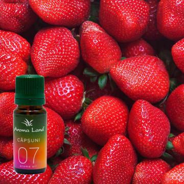 Ulei parfumat Capsuni, Aroma Land, 10 ml