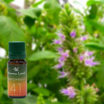 Ulei aromaterapie parfumat Patchouli, Aroma Land, 10 ml
