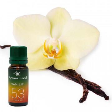 Ulei parfumat Vanilie, Aroma Land, 10 ml