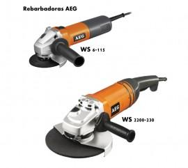 Pack Rebarbadoras AEG (WS2200-230/WS6-115)