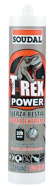 T-Rex Power (branco)