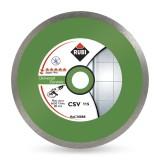 Disco diamante geral corte cerâmica contínuo (CSV 115 PRO)