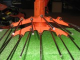 Máquina colher azeitona - Varejador Eléctrico (Aima FURIA) 2014