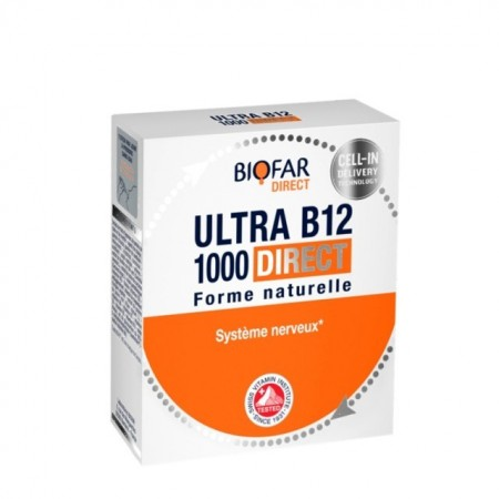 BIOFAR ULTRA B12 1000 DIREKT